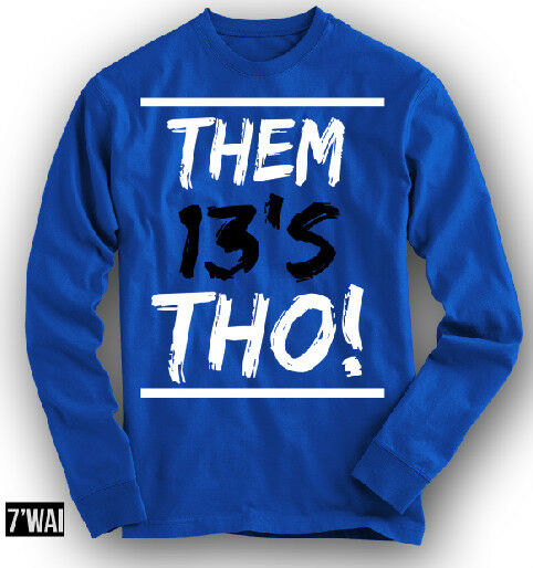 f54731495dff ... THOS 13 SHIRT IN JORDANS HYPER ROYAL AIR ROYAL COLORWAY XIII RETRO