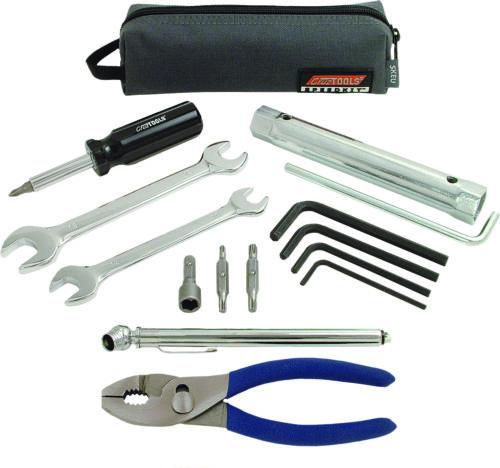 Speedkit EU Compact Tool Kit For Metric Euro Motorcycles /& ATVs Cruz Tools SKEU