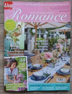 Romance Juli/August Nr.4/2019 - Leipzig, Deutschland - Romance Juli/August Nr.4/2019 - Leipzig, Deutschland