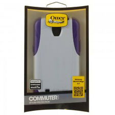 OtterBox Commuter for Samsung Galaxy Mega 6.3 Powder Grey/Violet Purple