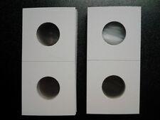 35 Small Dollar Coin Flips Cardboard 2x2 Holders NEW Sampler of 35 Flips