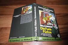 Rüdiger Greif -- FUNK-FÜCHSE # 13 // AUTOMATENKNACKER am WERK / 1. Auflage 1983