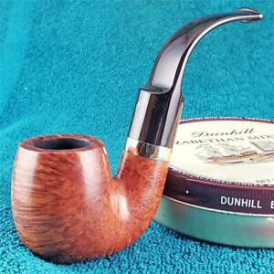 EXCELLENT-Savinelli-NATALE-CHRISTMAS-2001-FULL-BENT-Italian-Estate-Pipe-CLEAN