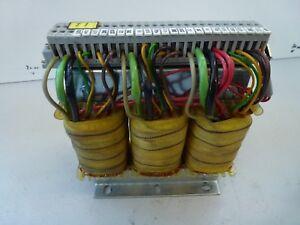 Schmidt-D20-3-phasen-transformator-200va-Prim-220-500v-0-3a-segs-18-20-22v-5a