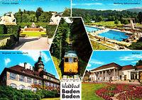 Weltbad Baden Baden , ungel. Ansichtskarte