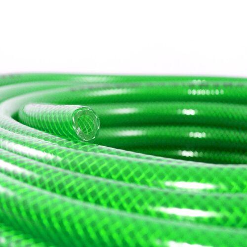 Guttasyn PVC Druckluftschlauch Wasserschlauch Förderschlauch grün 13x3,5x20 //50m