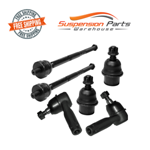 Engine: 4.0L, 4.6L 2005 For Ford Mustang Front Outer Steering Tie Rod End