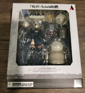 BRING ARTS NieR Automata 2B/&Machine Action 2 Figure set Square Enix new