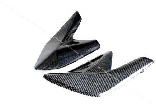 2002-2007 Cagiva Xtra Raptor 1000 Carbon Fiber Underseat Tank Side Panels