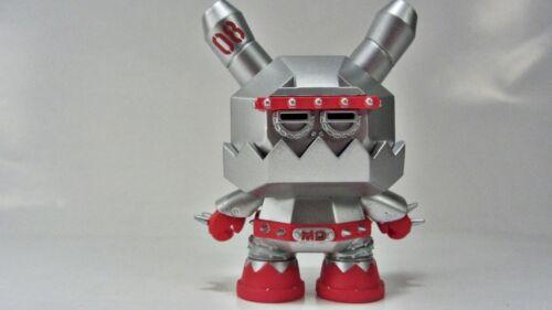 Dunny Series 5 - FRANK KOZIK mecha - vinyl figure - kidrobot - Loose figure only