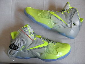 new style a0d2c fe1ca Image is loading Nike-Air-Zoom-LeBron-XI-size-11-Le-