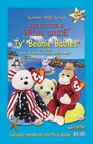 01b0bfaef78 Ty Beanie Babies Summer Value Guide   1999 Edition by Collectors ...