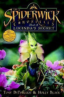 Lucinda's Secret (Spiderwick Chronicle) von Holly Black | Buch | Zustand gut