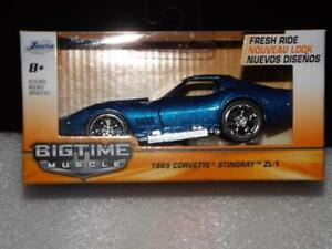 1969 Corvette Stingray Zl 1 Muscle Car Gorgeous 1 32 Scale Ebay