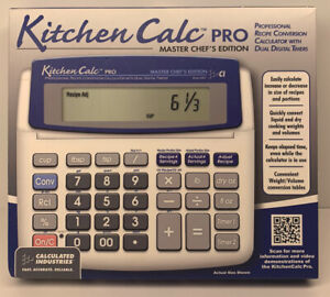 Calculated-Industries-8305-Kitchen-Calc-PRO-Recipe-Conversion-Culinary-Master