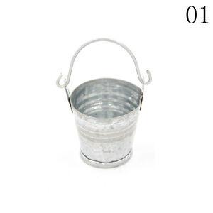 Dollhouse Miniature Ice Cube Bucket 1:12 Scale Fairy Home Kitchen Room Decor  KH