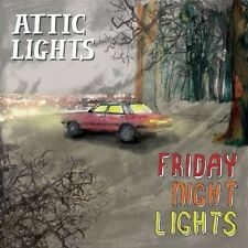 Attic Lights: Friday Night Lights (CD 2008) EXC COND BARGAIN!! FREEUK24-HRPOST!!
