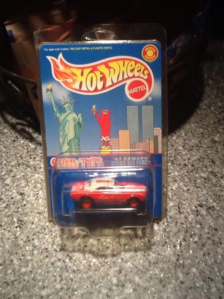 Conjunto de cuatro Hot Wheels nutria Pops coches lácteos entrega, Camaro, pasión x2