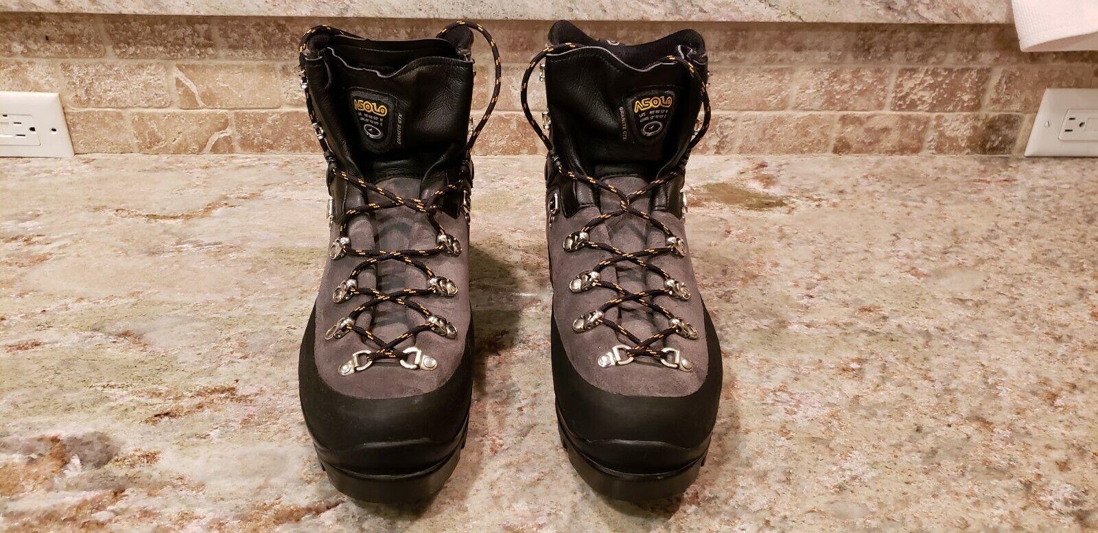 Asolo Granite GTX Mens MOUNTAINEERING Boots