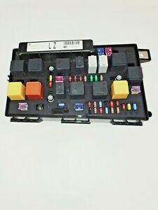 Details about VAUXHALL ASTRA ZAFIRA 93194877 93190314 FRONT FUSE BOX on