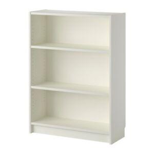 Dettagli su IKEA BILLY Libreria in bianco; (80x28x106cm) IN LEGNO MENSOLA  SCAFFALE SOGGIORNO- mostra il titolo originale