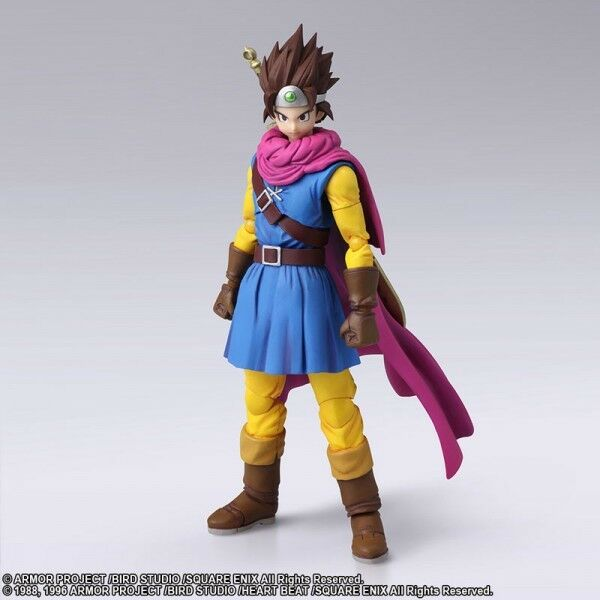 Dragon Quest III  The Seeds of Salvation - Bring Arts Hero