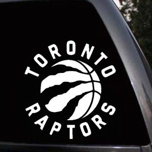 Details About Toronto Raptors Logo Car Truck Window Bumper Laptop Vinyl Decal Sticker