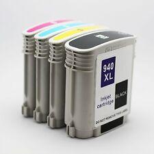 4PKs HP 940XL 940 XL Ink Officejet Pro 8000 Enterprise