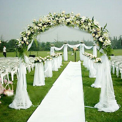 16ft Wedding Party Aisle Floor Runner Carpet Festival ...