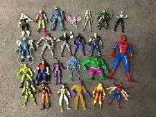 Marvel Toys Lot (Spiderman, Ironman, X-Men, Hulk, Avengers)