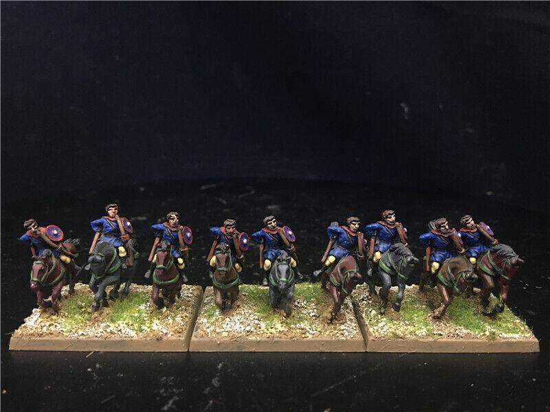 comprar marca 15mm departamento de DBA Antigua de seguridad pública Pintado Pintado Pintado bizantino caballería Caballo arqueros GH1737  muy popular