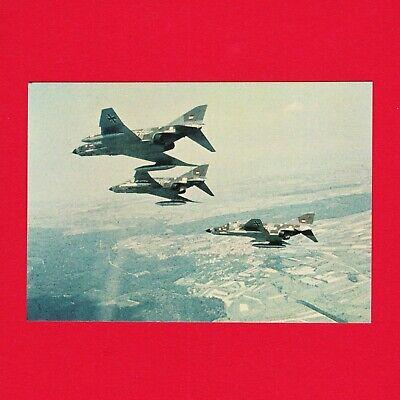 """Nr 8 und Aufklärungsflugzeuge.. AK Deutsche Bundeswehr /""""Phantom/"""" Kampf"""