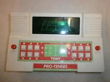 VINTAGE TOMY PRO TENNIS ELECTRONIC GAME 1979 WORKING