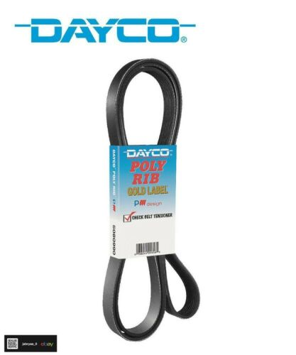 NEW Dayco 5060968 Serpentine Belt
