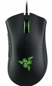 BRAND-NEW-Razer-DeathAdder-Elite-USB-Wired-Gaming-Optical-Mouse-Black
