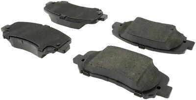 Disc Brake Pad Set-MP Rear Centric 105.18090