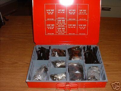 Hex Keys  Allen  610  270 Hex Keys In Metal Case New
