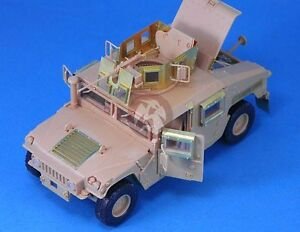 Legend-1-35-M1151-Enhanced-AC-HMMWV-Humvee-Detailing-Set-for-Academy-LF1227