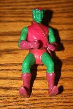 Vintage Mego Comic Action Heroes Green Goblin Marvel Figure Bag Tricks Spiderman