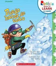 Puedo hacer de todo  I Can Do It All (Rookie Ready to Learn En Espanol-ExLibrary