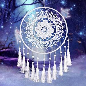 Feather-Dream-Catcher-Dreamcatcher-Handmade-Large-Wall-Hanging-Decor-Ornament