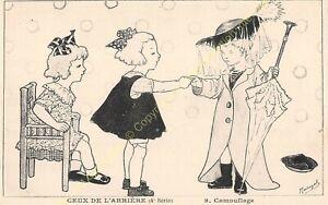 CPA Illustrator Maryel Circa 1914 1918 Series 4 n9