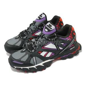 Reebok DMX Trail Shadow Black White Grey Reflective Men Running Casual FV2842