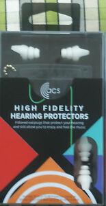 ACS Pacato earplugs protection Ear Musician DJ Fireworks Music Party Festival