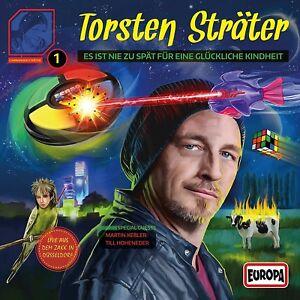 Torsten Sträter-non è mai troppo tardi per una felice infanzia VINILE LP NUOVO