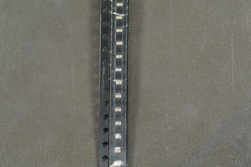 Lot of 15 TLMS1100-GS08 Vishay SMD LED Red 63mcd 0603 20mA 2.1V 633nm NOS