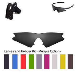 c25055a5a41f2 Walleva Lenses and Nose pad for Oakley M Frame Sweep - Multiple ...