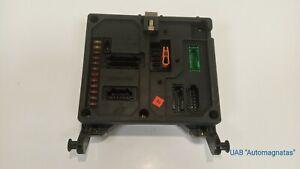 volkswagen sharan fuse box 7m0962258e / m515   ebay  ebay