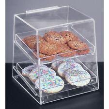 Cal Mil Countertop Bakery Display Case Attendant Serve 10l X 10w X 11h 280