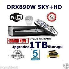 SKY Plus + Box HD Wi-Fi - 1tb-Sky Amstrad drx890w costruita in wireless su richiesta